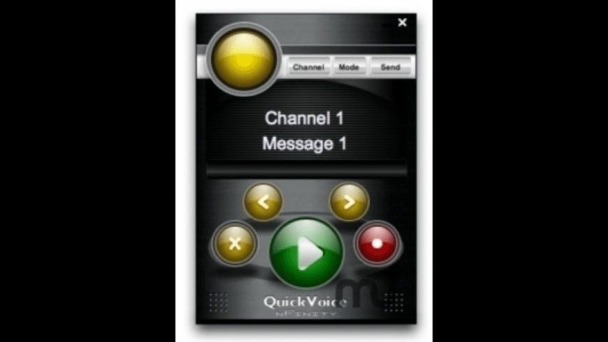 QuickVoice X for Mac - review, screenshots