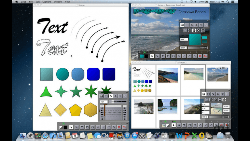 SuperDraw for Mac - review, screenshots