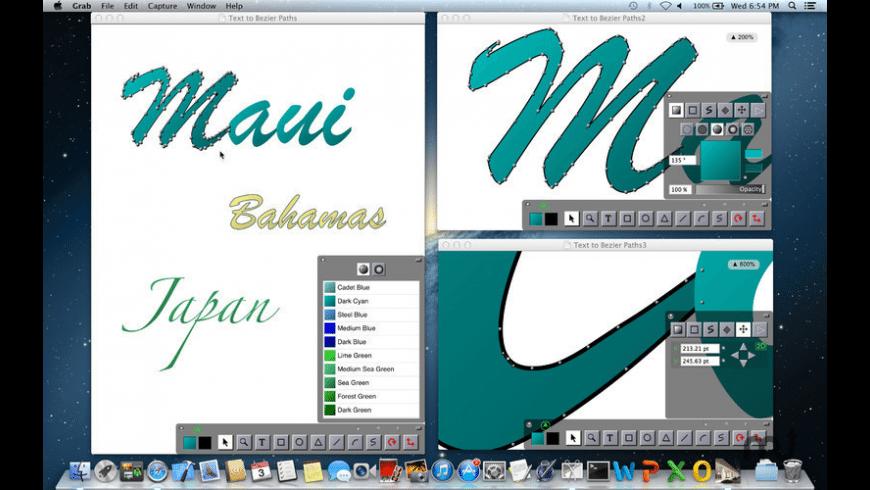 SuperDraw for Mac - review, screenshots