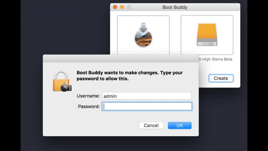 Boot Buddy for Mac - review, screenshots
