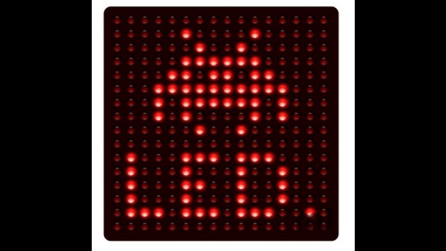 LED Panel for Mac - review, screenshots