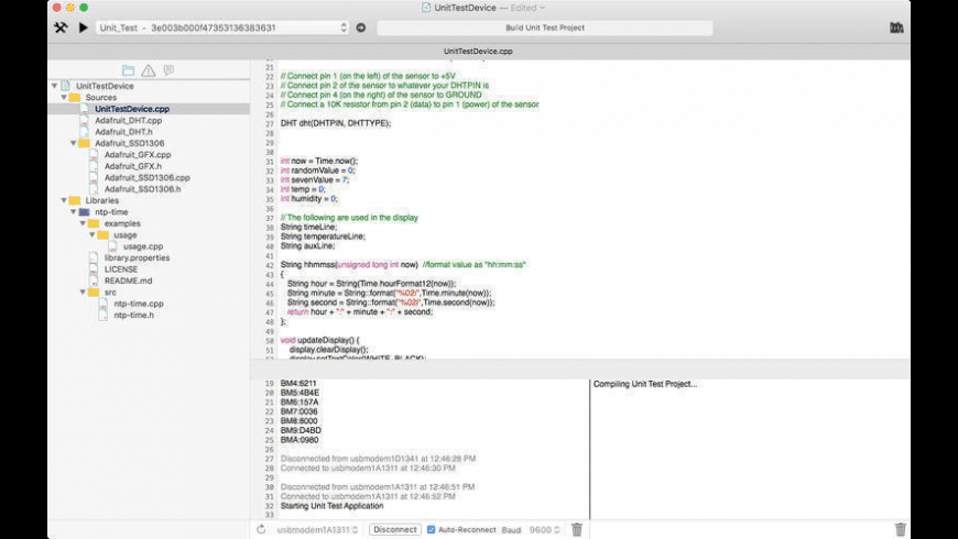 SpeckCode for Mac - review, screenshots