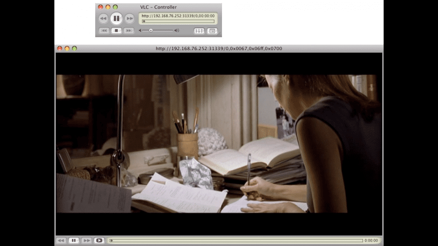 Portable VLC for Mac - review, screenshots