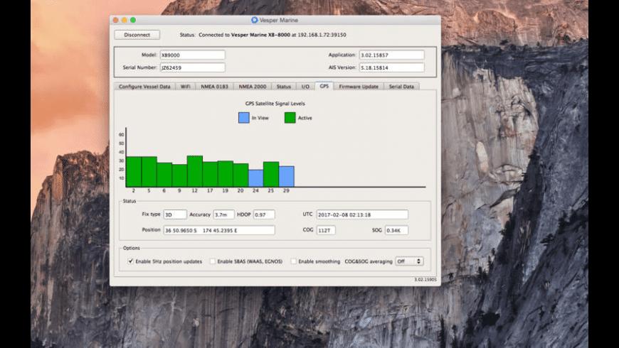 vmAIS for Mac - review, screenshots