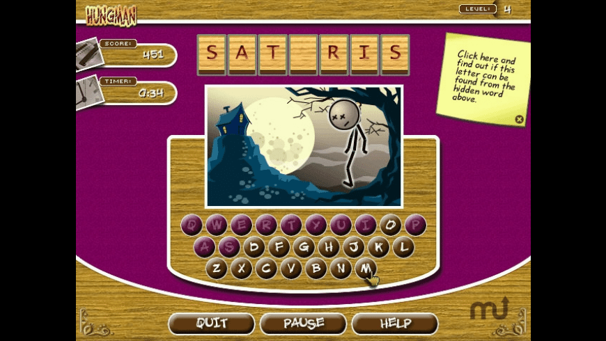 Word Challenge Extreme for Mac - review, screenshots