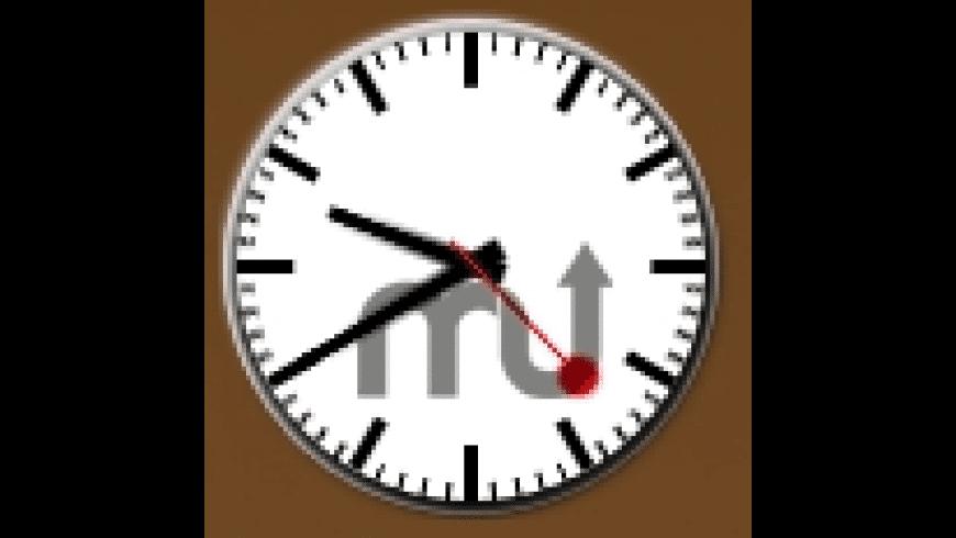 SwissRailwayClock for Mac - review, screenshots
