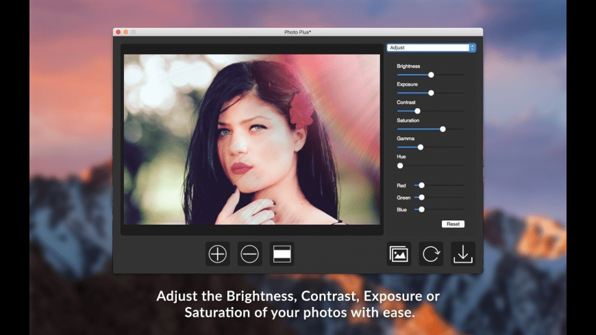Photo Plus for Mac - review, screenshots