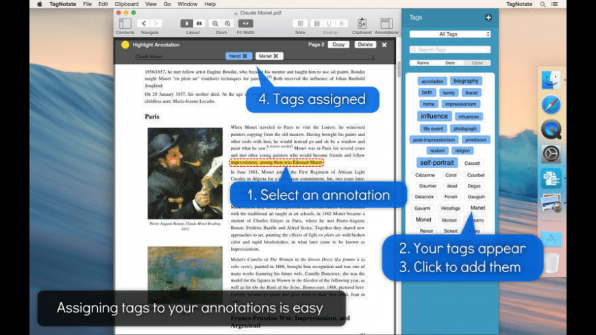 TagNotate for Mac - review, screenshots