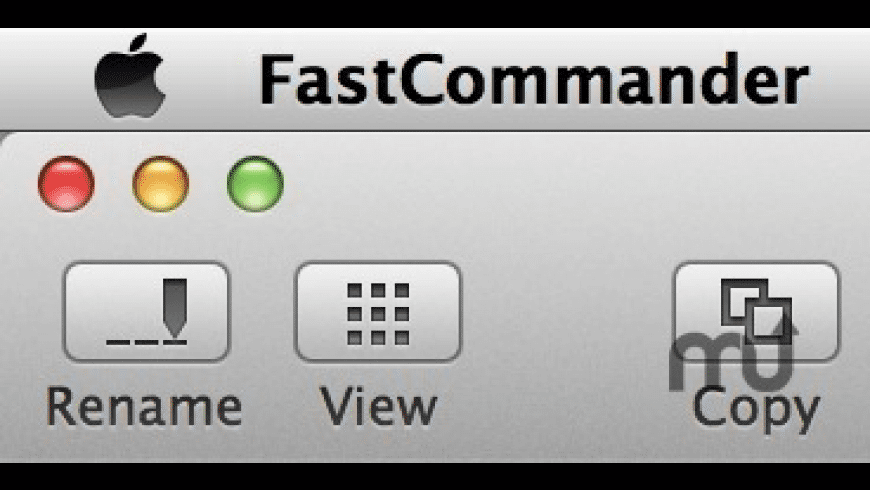 FastCommander for Mac - review, screenshots