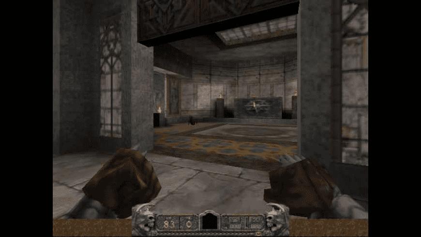 GLHexen 2 for Mac - review, screenshots