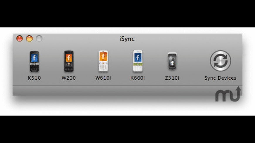 Sony Ericsson iSync Plugins for Mac - review, screenshots