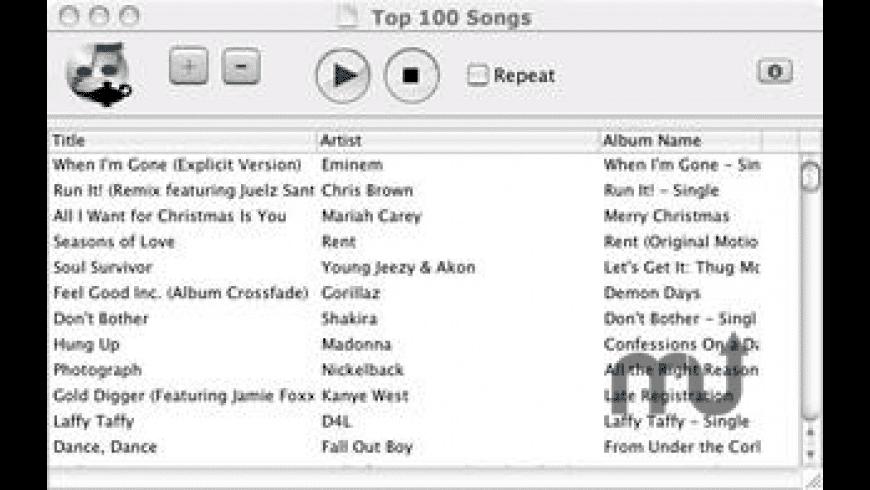 WishMix for Mac - review, screenshots