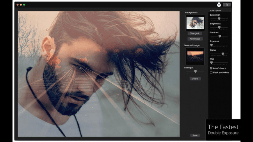 PixelMix for Mac - review, screenshots