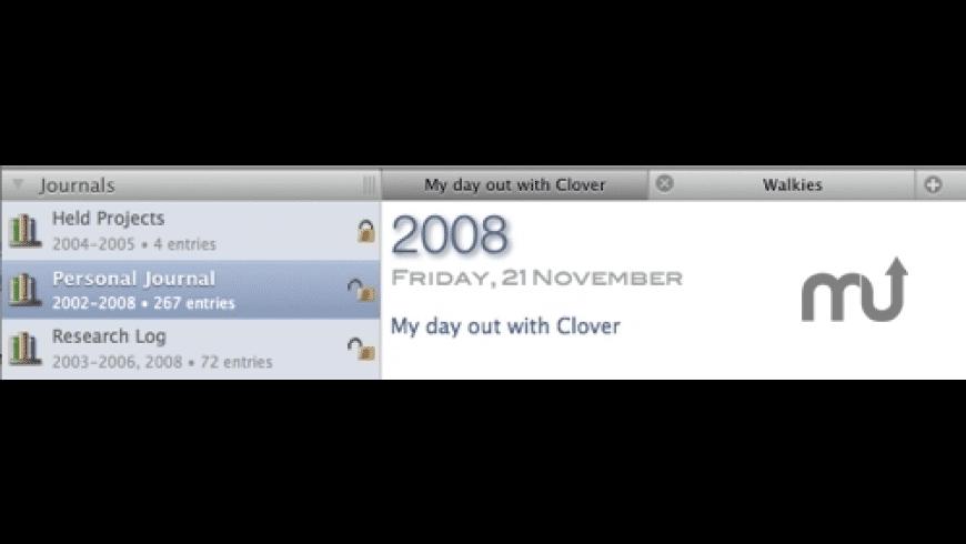 viJournal Lite for Mac - review, screenshots