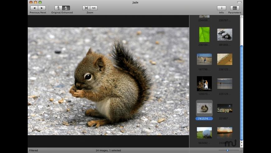Jade for Mac - review, screenshots