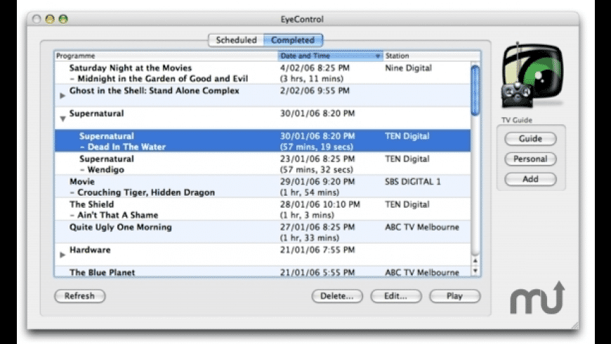EyeControl for Mac - review, screenshots