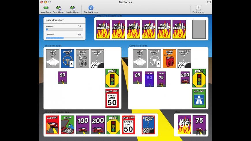 MacBornes for Mac - review, screenshots