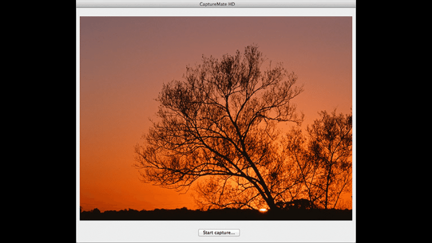 CaptureMate HD for Mac - review, screenshots
