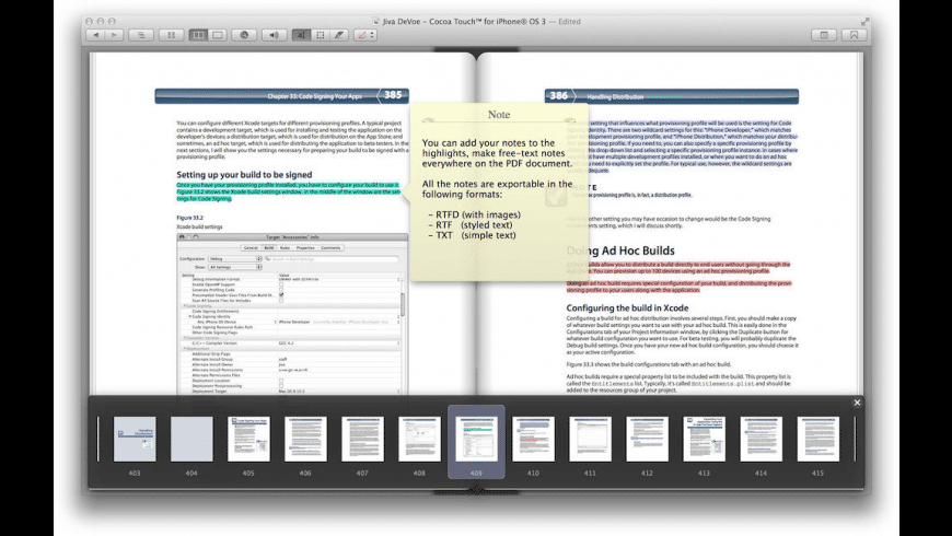 PDF Assistant for Mac - review, screenshots