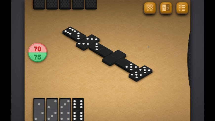 Dominos for Mac - review, screenshots