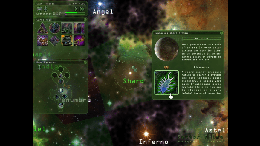 Weird Worlds: Return to Infinite Space for Mac - review, screenshots