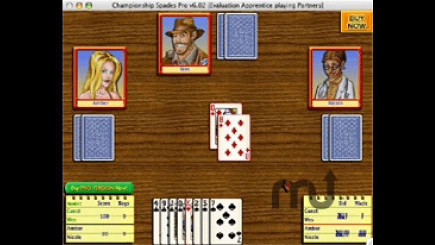 Championship Spades Pro for Mac - review, screenshots