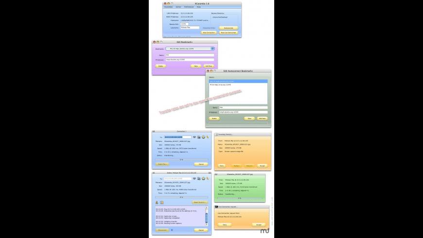 XCaramba for Mac - review, screenshots