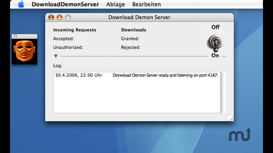 DownloadDemon for Mac - review, screenshots