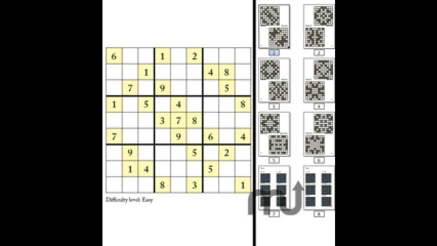 Sudoku for InDesign for Mac - review, screenshots