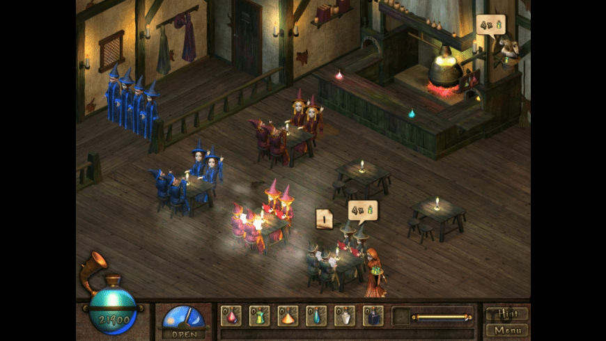 Mystic Inn for Mac - review, screenshots