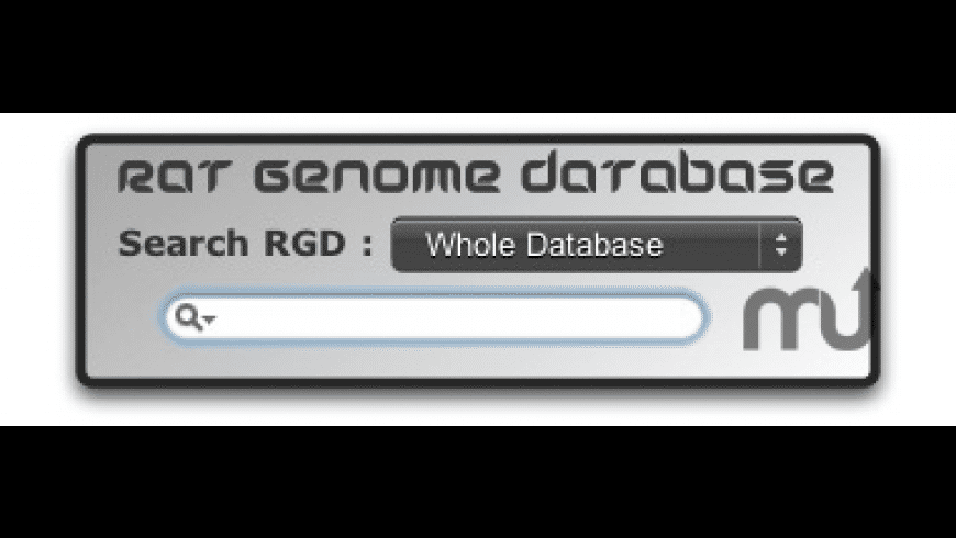 Rat Genome Database Search for Mac - review, screenshots