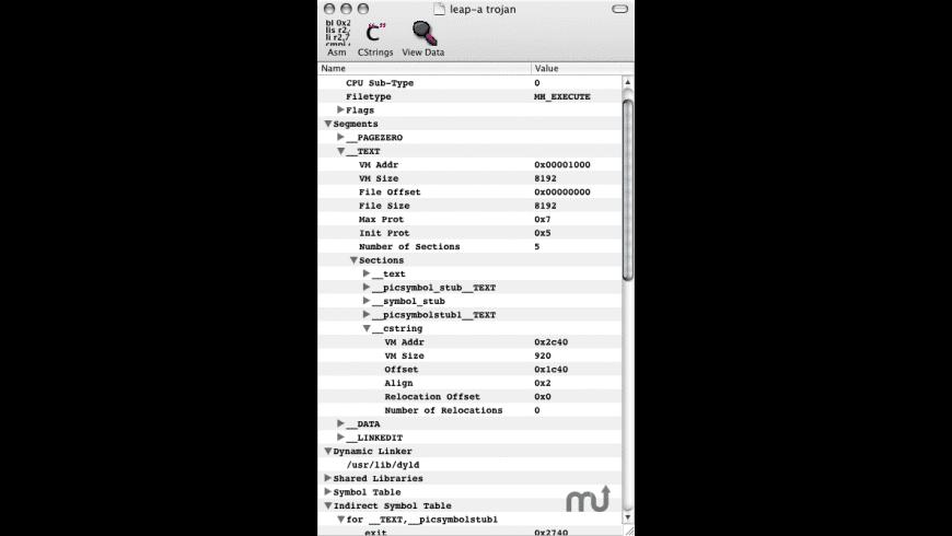 Machonist for Mac - review, screenshots