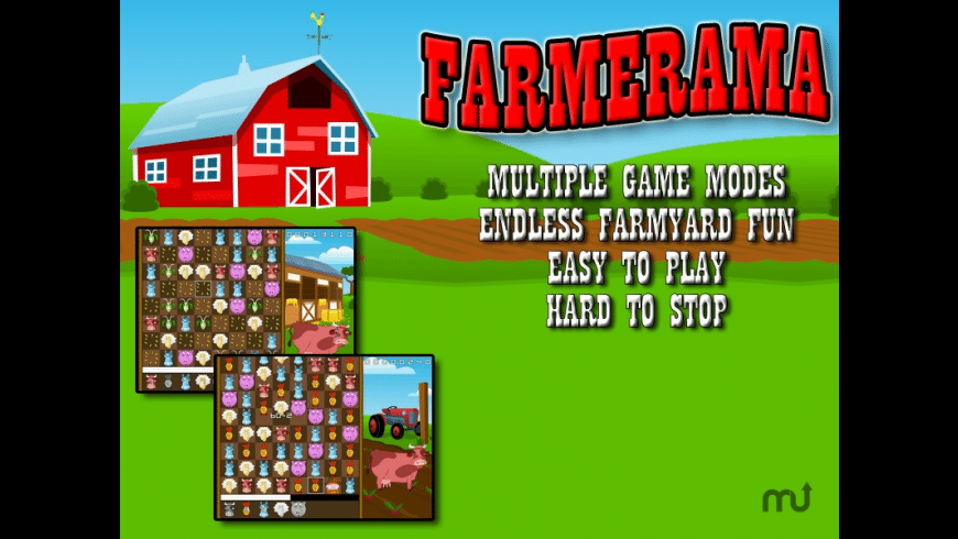 Farmerama for Mac - review, screenshots