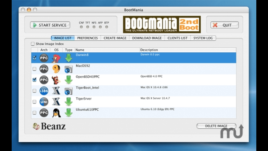 BootMania for Mac - review, screenshots