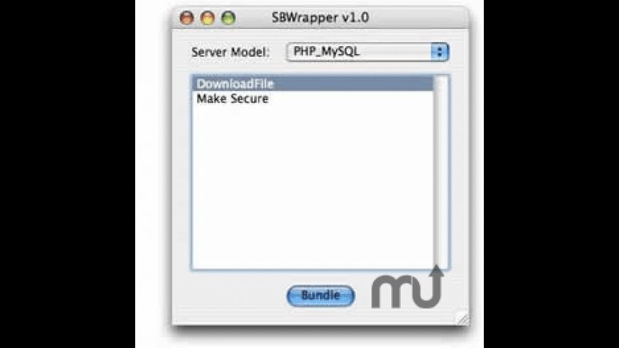 SBWrapper for Mac - review, screenshots