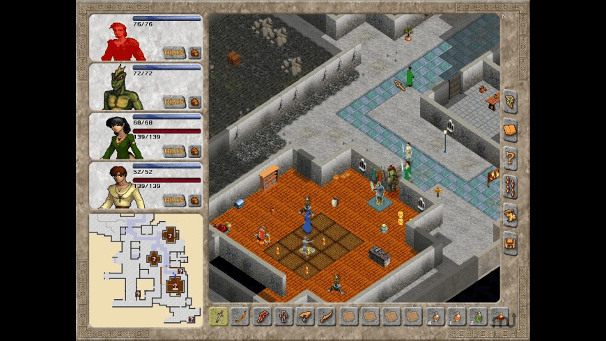 Avernum 4 for Mac - review, screenshots