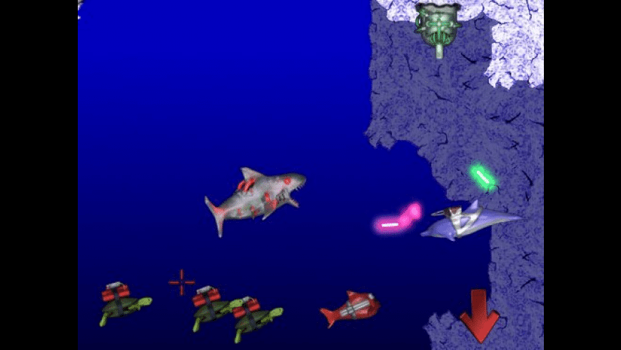 Laser Dolphin for Mac - review, screenshots