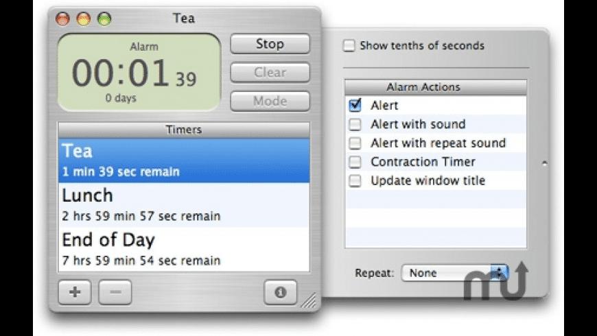 Clockwork for Mac - review, screenshots