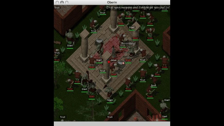 Oberin for Mac - review, screenshots