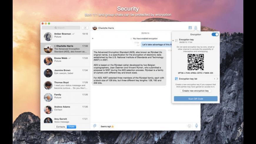 AnyTalk for Mac - review, screenshots