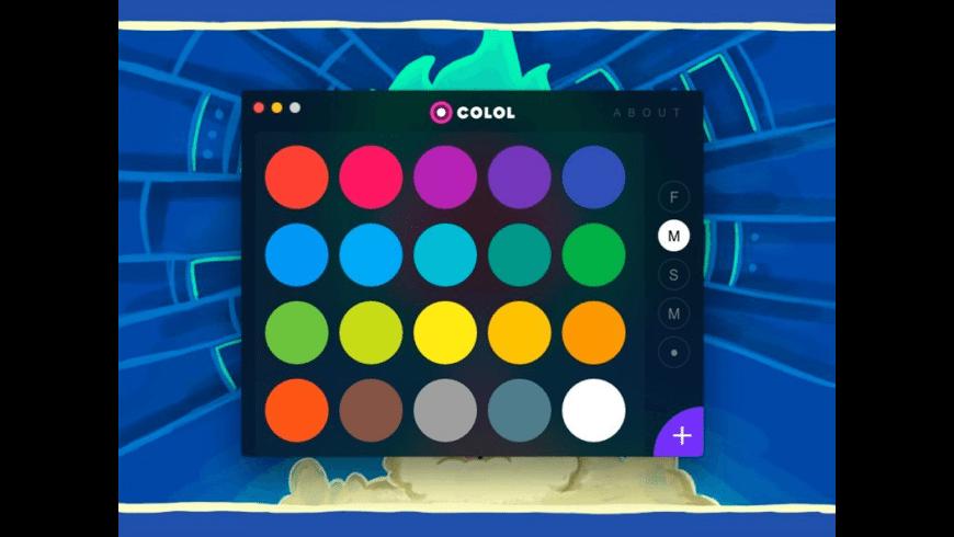 Colol for Mac - review, screenshots
