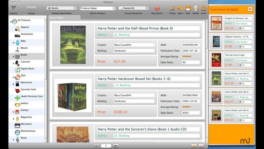 iAmazon for Mac - review, screenshots