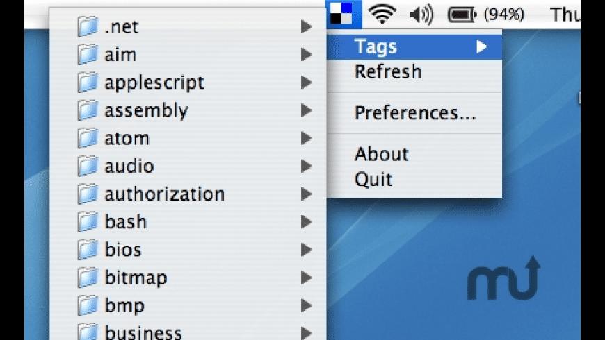 Menulicious for Mac - review, screenshots