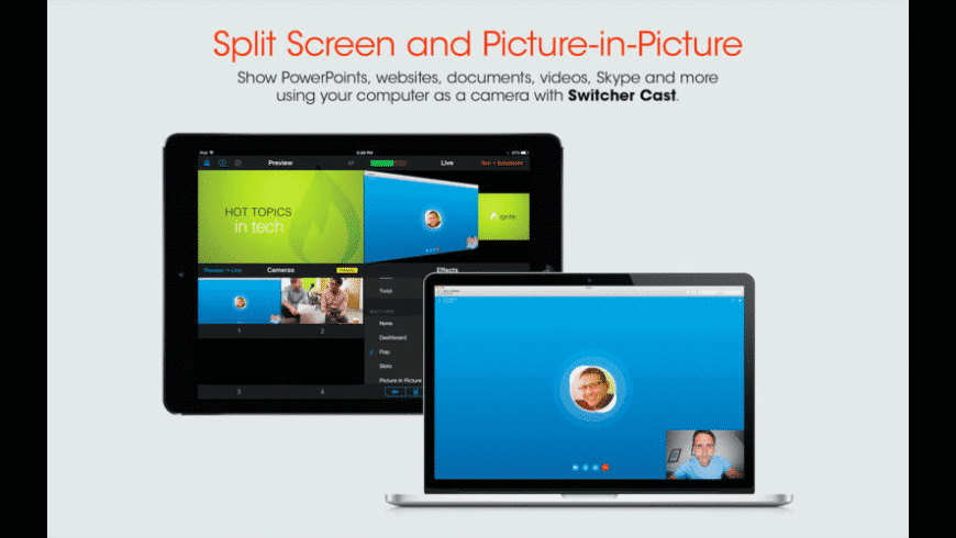 Switcher Cast for Mac - review, screenshots