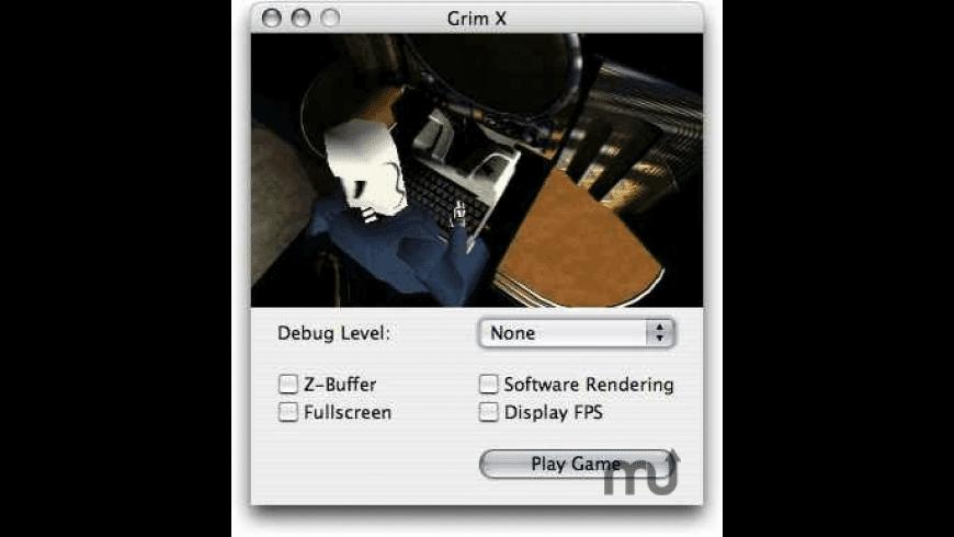 Grim X for Mac - review, screenshots