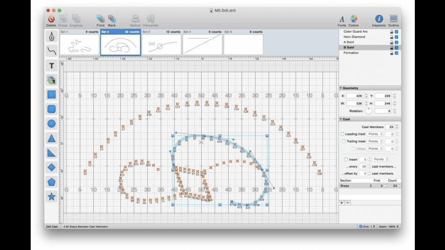 Drill for Mac - review, screenshots