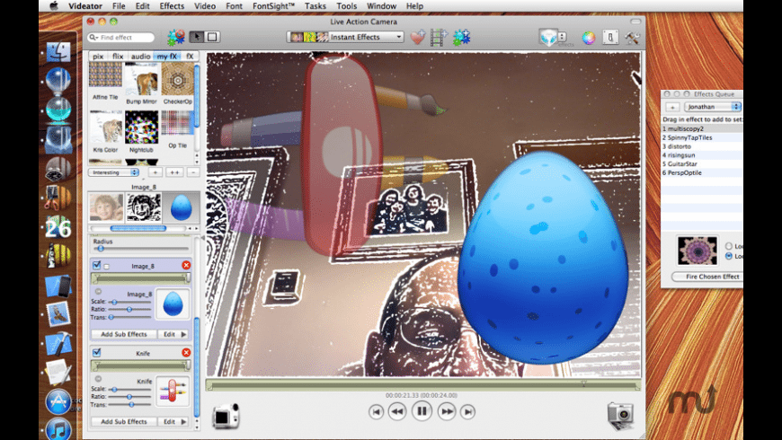 Videator for Mac - review, screenshots