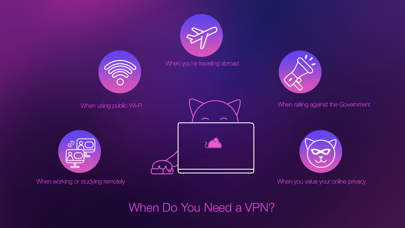 When Do You Need a VPN