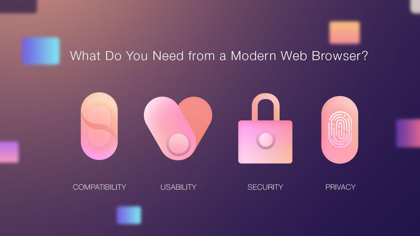 Modern Web Browser Characteristics